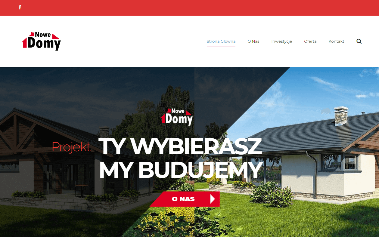 Nowe domy Rzeszów